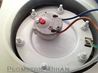 Changer résistance et sonde thermostat Mazargues 13008.